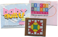Custom Woven Fabric Quilting Labels