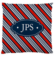 American Tie Custom Designer Pillows