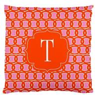 Citrus Links Custom Designer Pillows
