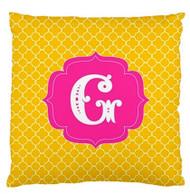 Clover Sun Custom Designer Pillows