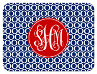 Nautical Monogrammed Custom Designer Cutting Boards