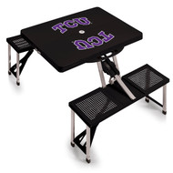 Picnic Table - Texas Christian University