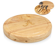 Circo Wooden Cheese Board - University of Alabama