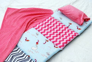 Mermaids Personalized Nap Mats