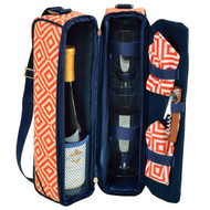 Diamond Collection  Sunset Wine Carrier for 2