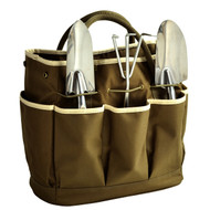 Olive Gardening Tote with Tools