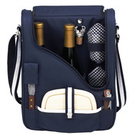 Bold Pinot Wine and Cheese Cooler for 2
