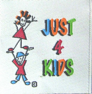 Sticking Together! Fabric Clothing Labels