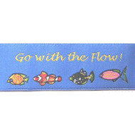 Aquarium Fabric Clothing Labels