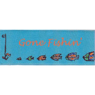 Go Fish! Fabric Clothing Labels