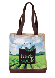 The Sarah Farmers Market & Garden Tote in Polyester Canvas