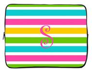 Cabana Stripes iPad and Laptop Sleeves