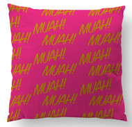 MUAH Custom Designer Pillows