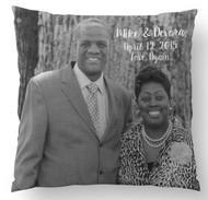 Photo Custom Designer Pillow