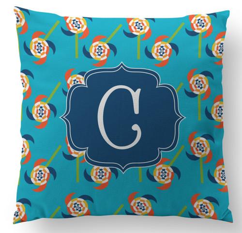 Windmills Custom Designer Pillows