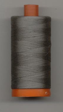 Aurifil Cotton Make 50wt Grey Smoke 1300m