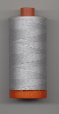 Aurifil Cotton 50wt 2600 Dove 1300m