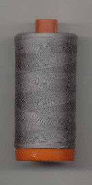 Aurifil 50wt Cotton 2625 - Arctic Ice Grey - 1300m