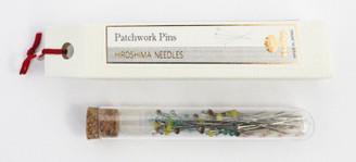 Tulip Patchwork Pins