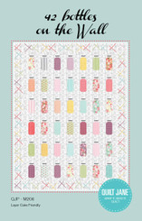 42 Bottles on the Wall PDF pattern