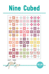 "Fat Quarter Friendly 68"" x 90"" quilt"