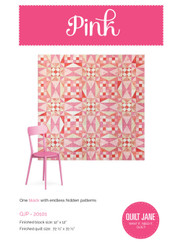 The Pink Quilt  PDF  Pattern