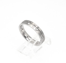 14K White Gold 0.30 ctw Diamond Wedding Band 11001106