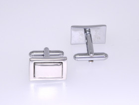 Men's Colibri Stainless Steel Cufflinks 89910012