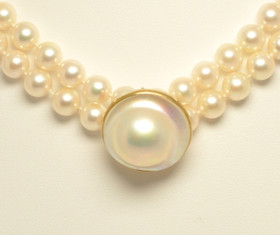 14K Yellow Gold Mother of Pearl Charm 52000656