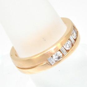 14K Yellow Gold 0.50 CTW Diamond Wedding Band 11002821