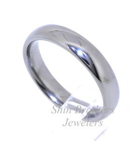 Tungsten 5mm Wedding Band 15010095