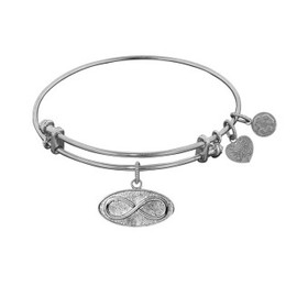 Angelica Collection: Infinity Bangle WGEL1076