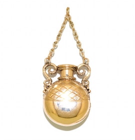 14K Yellow Gold Water Pitcher 3 Dimensions Charm 50002990