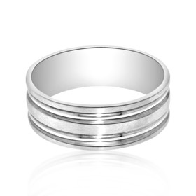 Titanium Comfort Fit 7mm Wedding Band 11510021