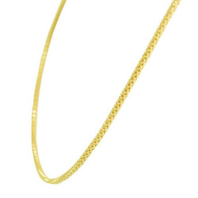 "14k Yellow Gold 22"" Popcorn Chain 30002532"