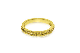 14K Yellow Gold Yellow Diamond Ring by Shin Brothers Jewelers Inc.