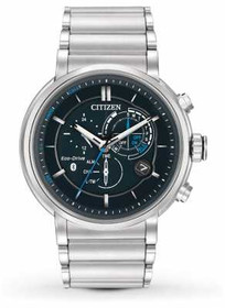 Citizen Men's Watch Eco-Drive Proximity BZ1000-54E by Shin Brothers Jewelers Inc.
