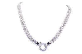 "Sterling Silver 22"" Flat Wheat Necklace 83010878"
