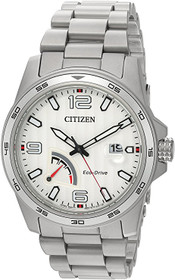 Citizen Men's 'Sport' Quartz Stainless Steel Casual Watch AW7031-54A