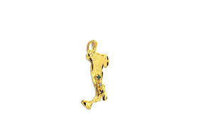 14K Yellow Gold Italian Charm 52001910