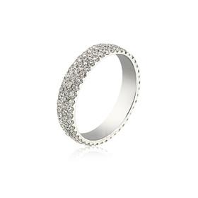 14K White Gold Diamond Band 11005714