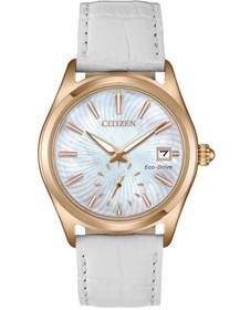 Citizen Corso Rose Gold Tone Women's Watch  EV1033-08D