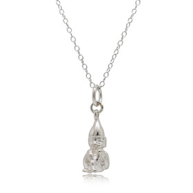 Sterling Silver Elf Charm 85010647