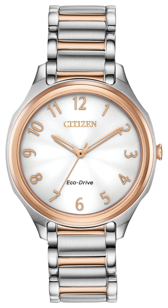 0ddc6f6c1b60f3 ... Citizen Watches Women's EM0756-53A Drive Two-Tone One Size. Image 1