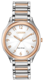 Citizen Watches Women's EM0756-53A Drive Two-Tone One Size
