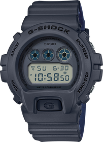 Casio G Shock Mens Watch DW-6900LU-8CR
