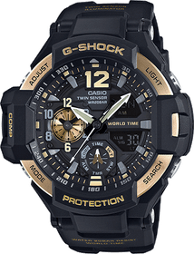 Casio G Shock Mens Watch GA-1100-9GCR