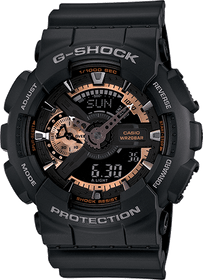 Casio G Shock Mens Watch GA-110RG-1ACR