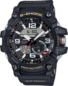 Casio Men's G Shock Master Of GG1000-1A