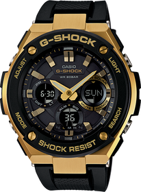 Casio Men's G Shock G-Steel GSTS100G-1A